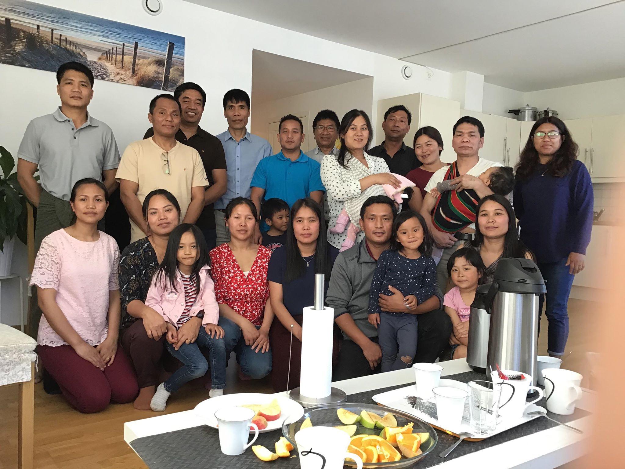 CCN at CCG gathering